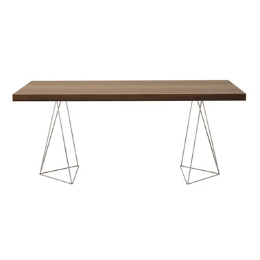 Multi Table with Trestle Base