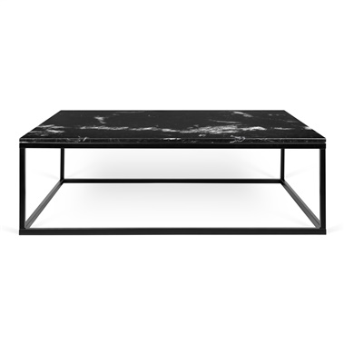 Prairie 47 x 30 Marble Coffee Table