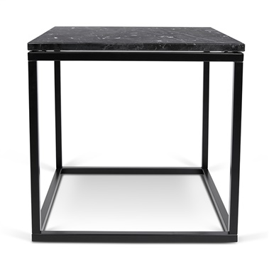 Prairie Square Marble End Table