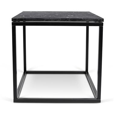 Prairie Square Marble End Table