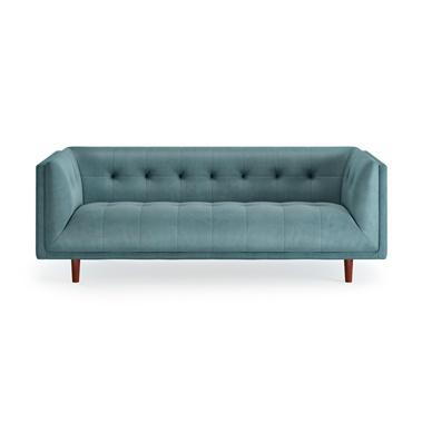 Theodorus Velvet Sofa