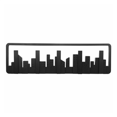 Skyline Wall-Mount Multi-Hook