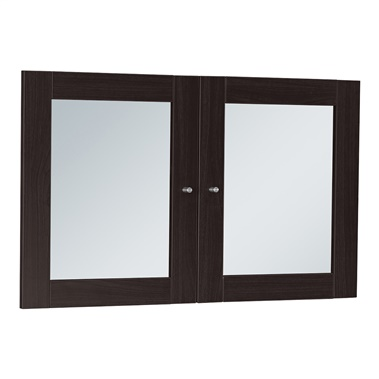 100 Series Glass Doors for Hutches and Bookcases