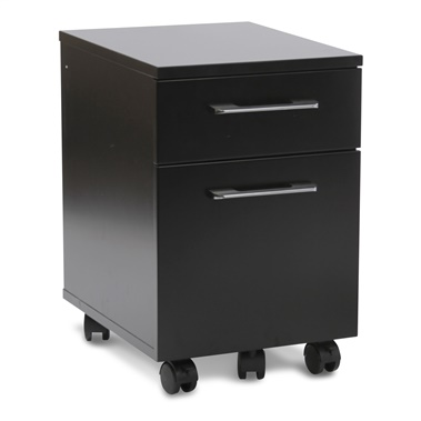 200 Series 2-Drawer Mobile File Cabinet