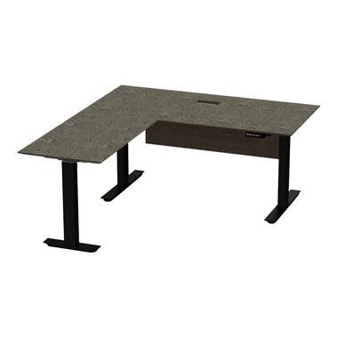 Oslo 3-Leg Sit-Stand Desk