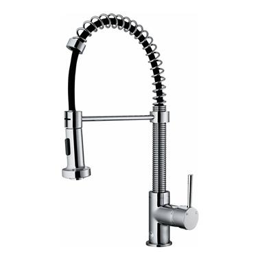 Edison Pull-Down Spray Kitchen Faucet