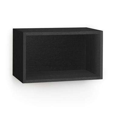 Way Basics Eco Friendly Wall Rectangle and Decorative Shelf