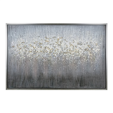 Hazy Pearls Wall Art