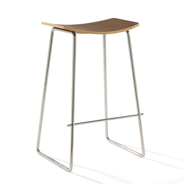 Yvonne Potter Timber Counter Stool