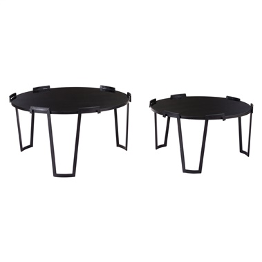 2-Piece Nesting Coffee Tables