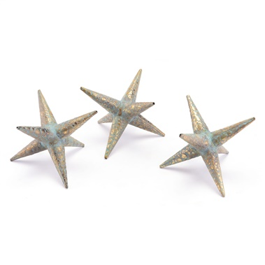 6 Pointed Star (Set of 3)