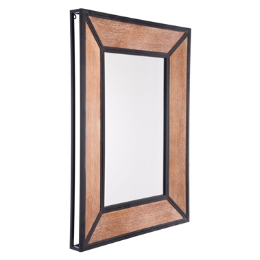 Balc Metal Mirror
