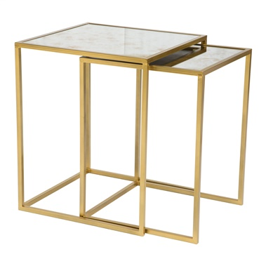 Calais 2-Piece Nesting Tables