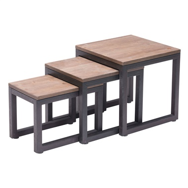 Civic Center Nesting Tables