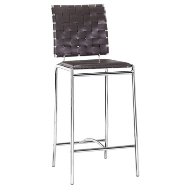 Criss Cross Counter Stool (Set of 2)