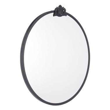 Empire Round Mirror