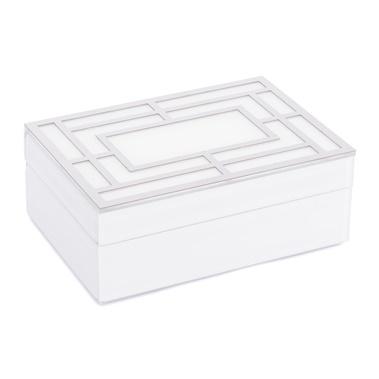 Glass Rectangular Box