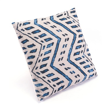 Ikat Pillow 2
