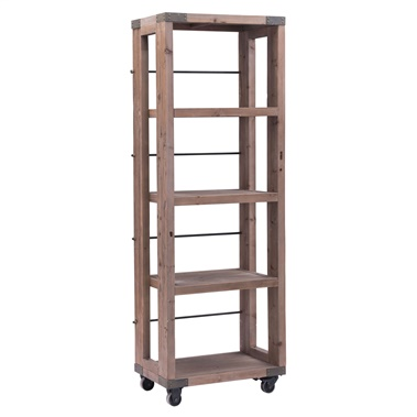 Kirkwood 4 Level Shelf