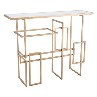 Multiples Console Table
