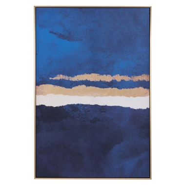 Ocean Horizon Canvas