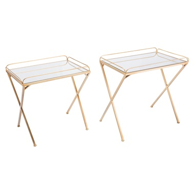 Opposite Table (Set of 2)