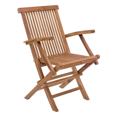 Regatta Folding Arm Chair