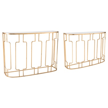 Roma Console Table (Set of 2)