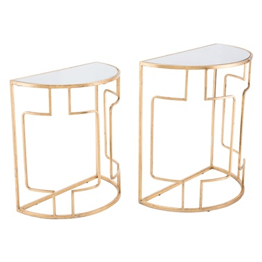Roma End Table (Set of 2)