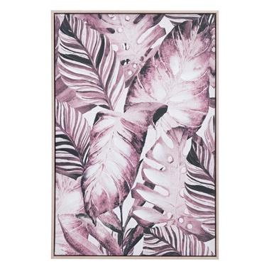 Tropical Palm Canvas