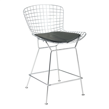 Wire Counter Stool (Set of 2)