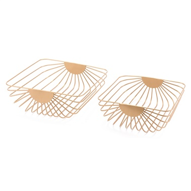 Wired Tray (Set of 2)