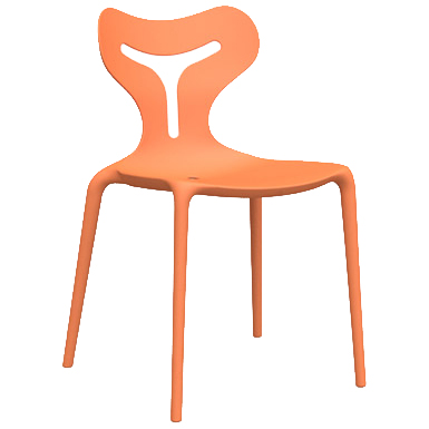 Calligaris area 51 chair - Calligaris balances ...