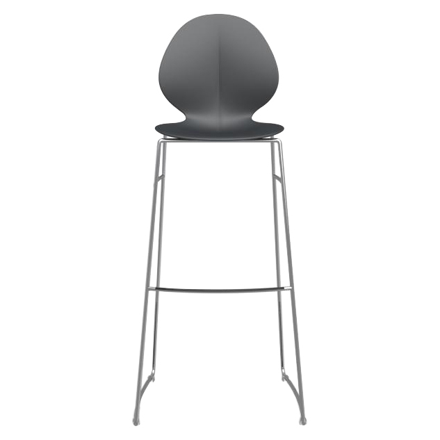 calligaris basil bar stool. Black Bedroom Furniture Sets. Home Design Ideas