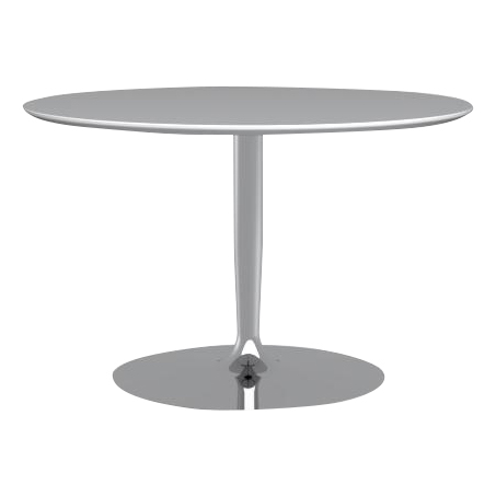 Calligaris large planet table with wooden top - Calligaris balances ...