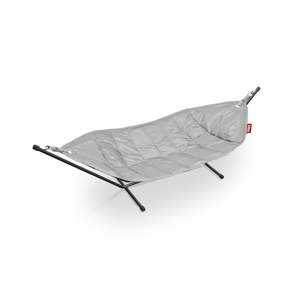 Light Grey - Fatboy Headdemock Hammock + Free Pillow