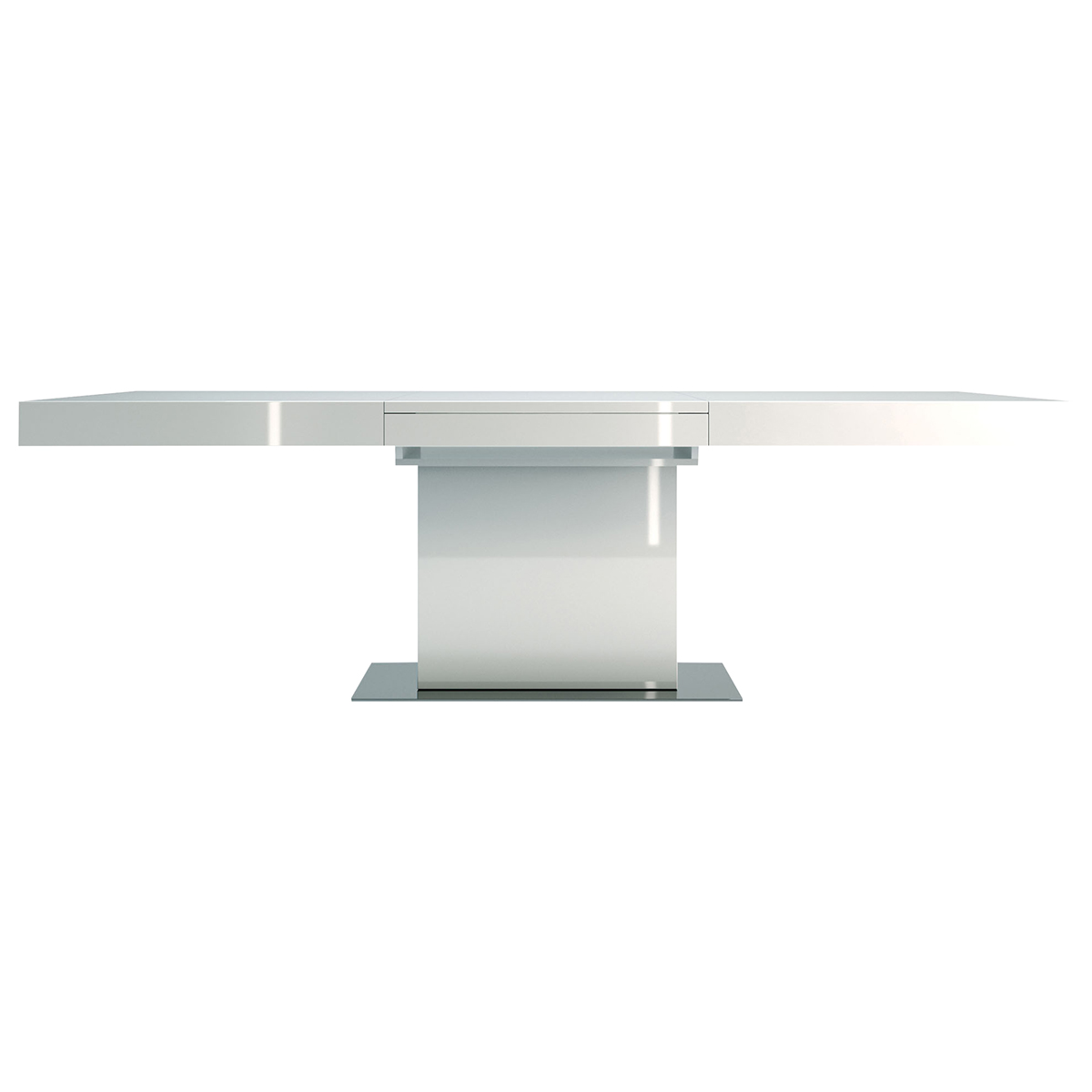 Astor Dining Table : astor dining table white lacquer from www.inmod.com size 1200 x 1200 jpeg 69kB