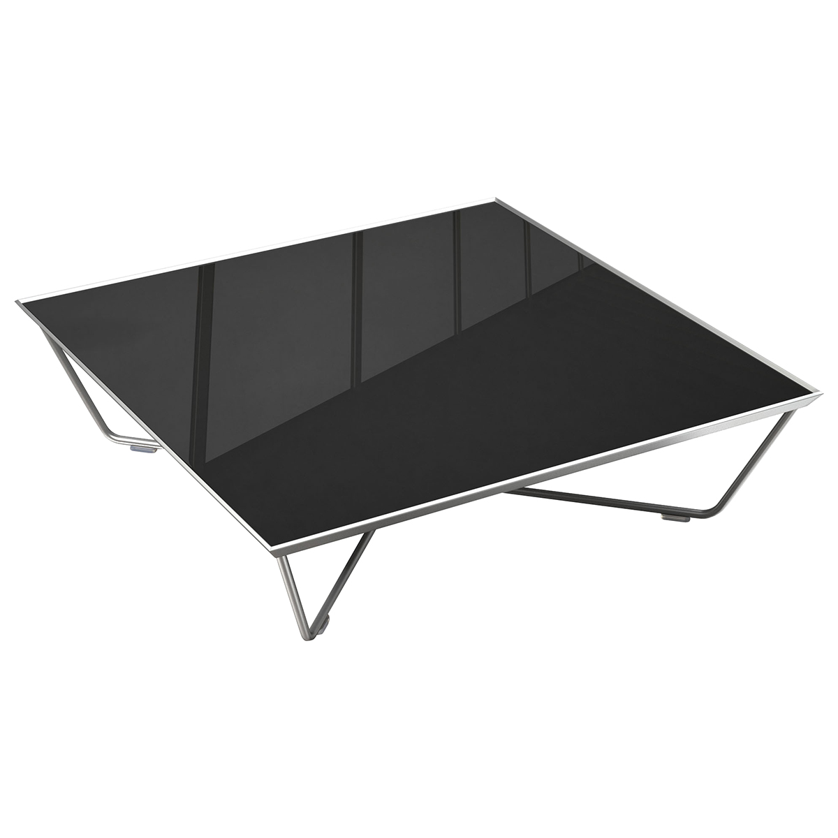 40 Metal Square Coffee Tables: Cale Square Coffee Table