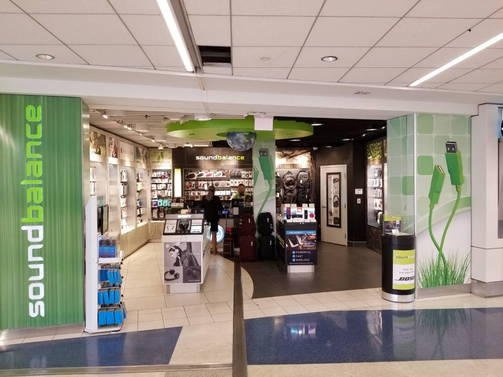 Contemporary blue wire airport stores crest electrical for Ikea hours denver