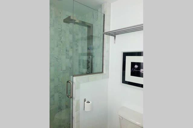 Second floor bathroom