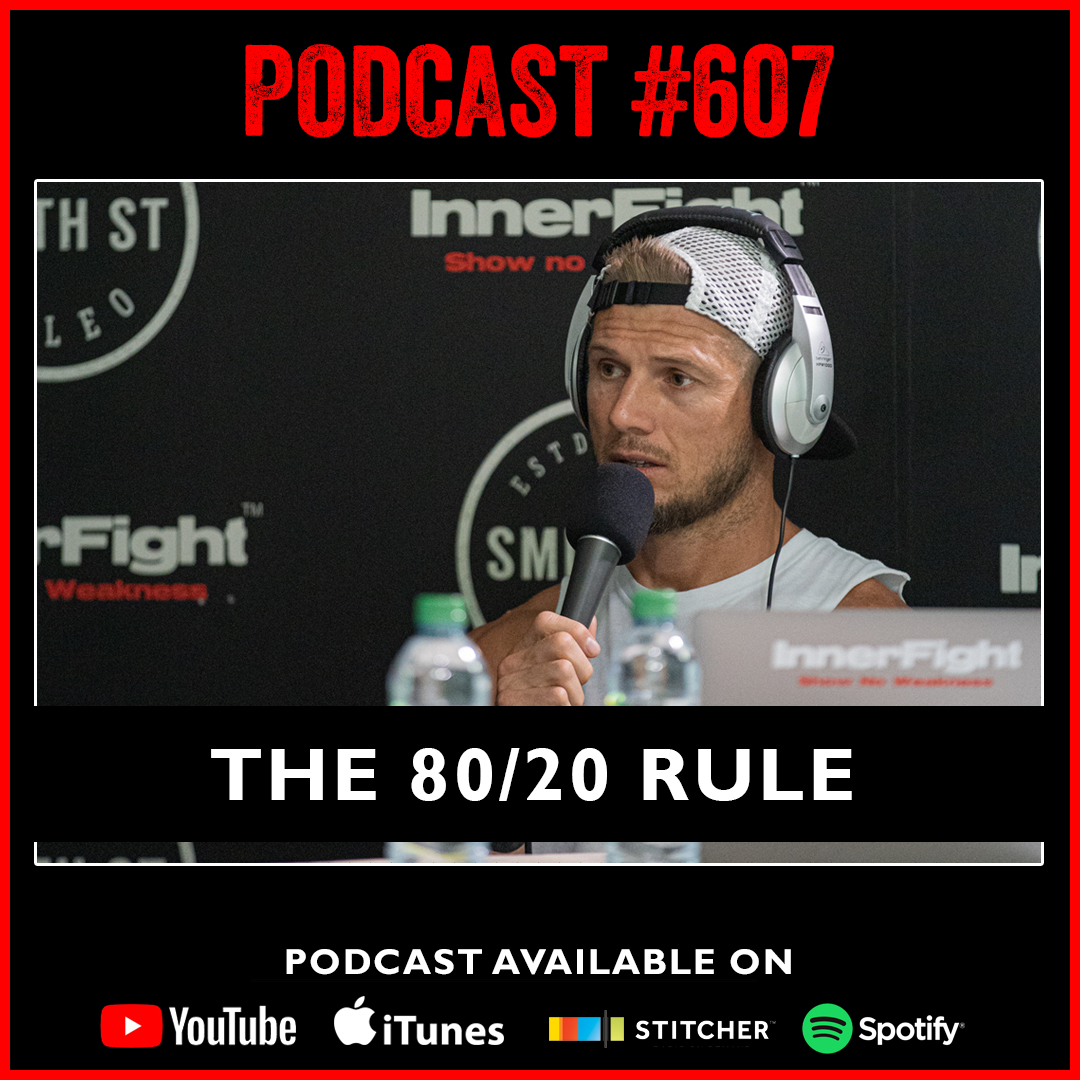 #607: The 80/20 rule