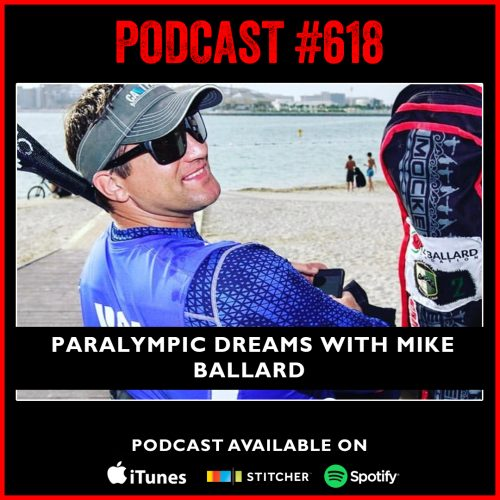 #618: Paralympic dreams with Mike Ballard