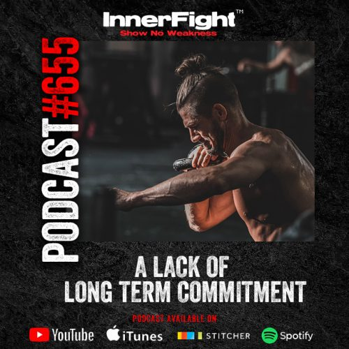 #655: A lack of long term commitment