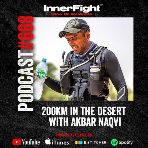 #668: 200km in the desert with Akbar Naqvi