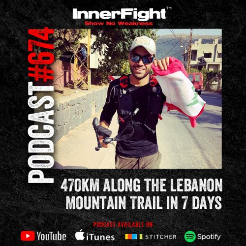 #674: 470km along the Lebanon Mountain Trail in 7 days
