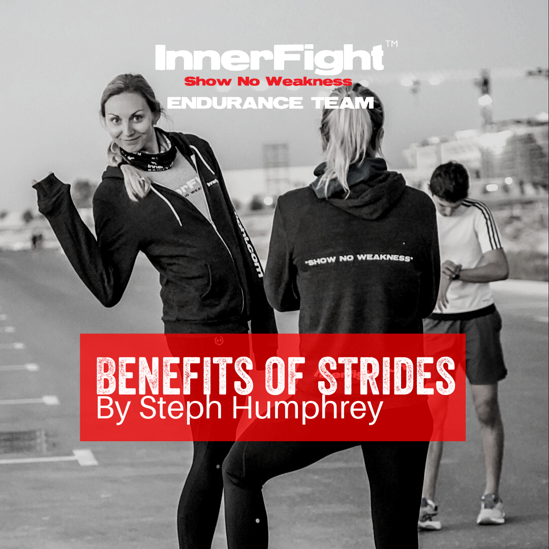 Benefits of Strides