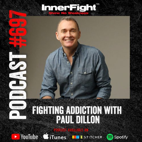 #697: Fighting addiction with Paul Dillon