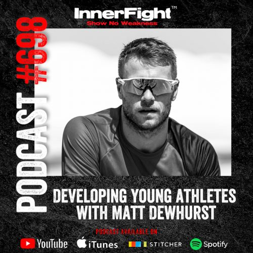 #698: Developing young athletes with Matt Dewhurst