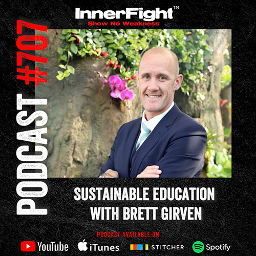 #707: Sustainable education with Brett Girven