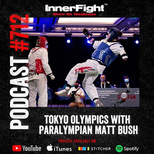 #712: Tokyo Olympics with Paralympian Matt Bush